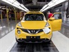Nissan Juke Facelift in production