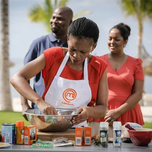 Masterchef sa the mauritius episode food24 for Gardening tools mauritius