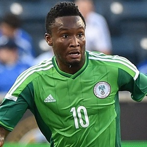 John Obi Mikel (Supplied)
