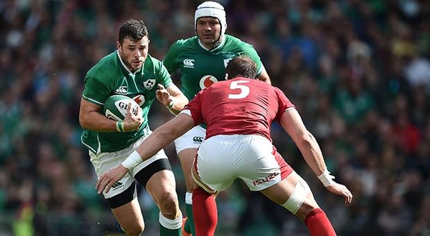 Henshaw injury doubt for Ireland World Cup opener