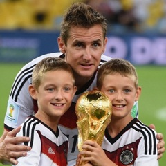 Miroslav Klose (Supplied)