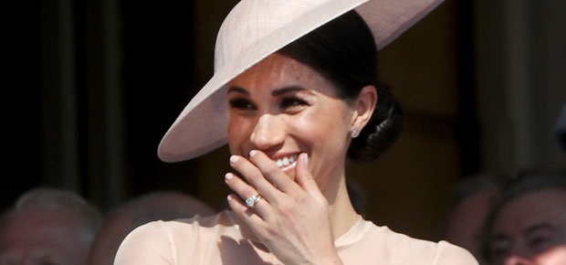 Meghan Markle. (Photo: Getty Images)