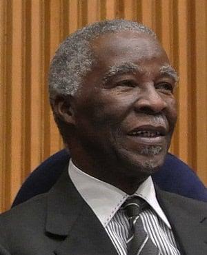 Thabo Mbeki (File)