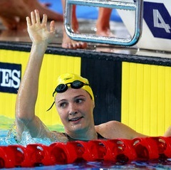 Cate Campbell (Getty Images)