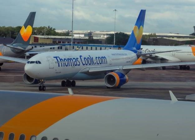 Travel giant Thomas Cook has ceased trading after