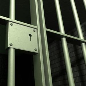 Shutterstock: Prison bars