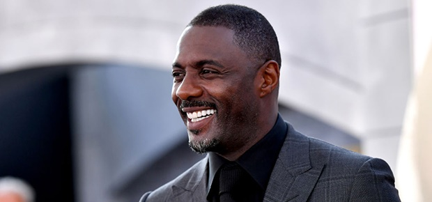 HOLLYWOOD, CALIFORNIA - JULY 13: Idris Elba arrive