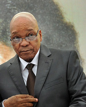 President Jacob Zuma (File, GCIS)