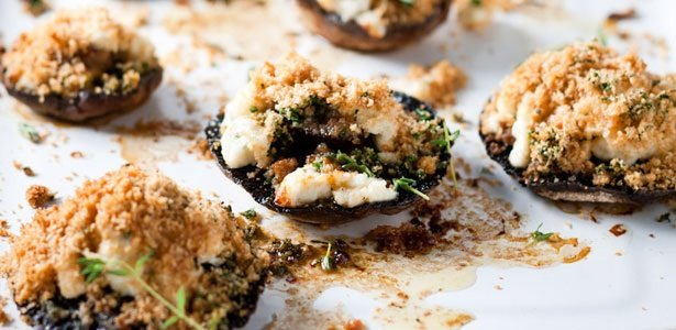 recipes, mushrooms, starters