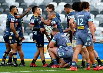 Coronavirus brings 'bizarre' finish to Super Rugby Aotearoa