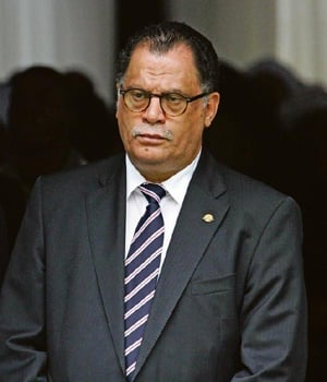 Danny Jordaan. (File, City Press)