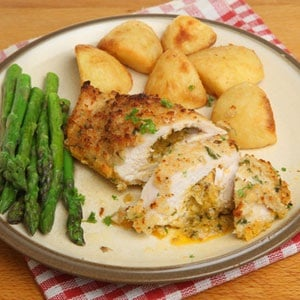 chicken, recipes, crumbed