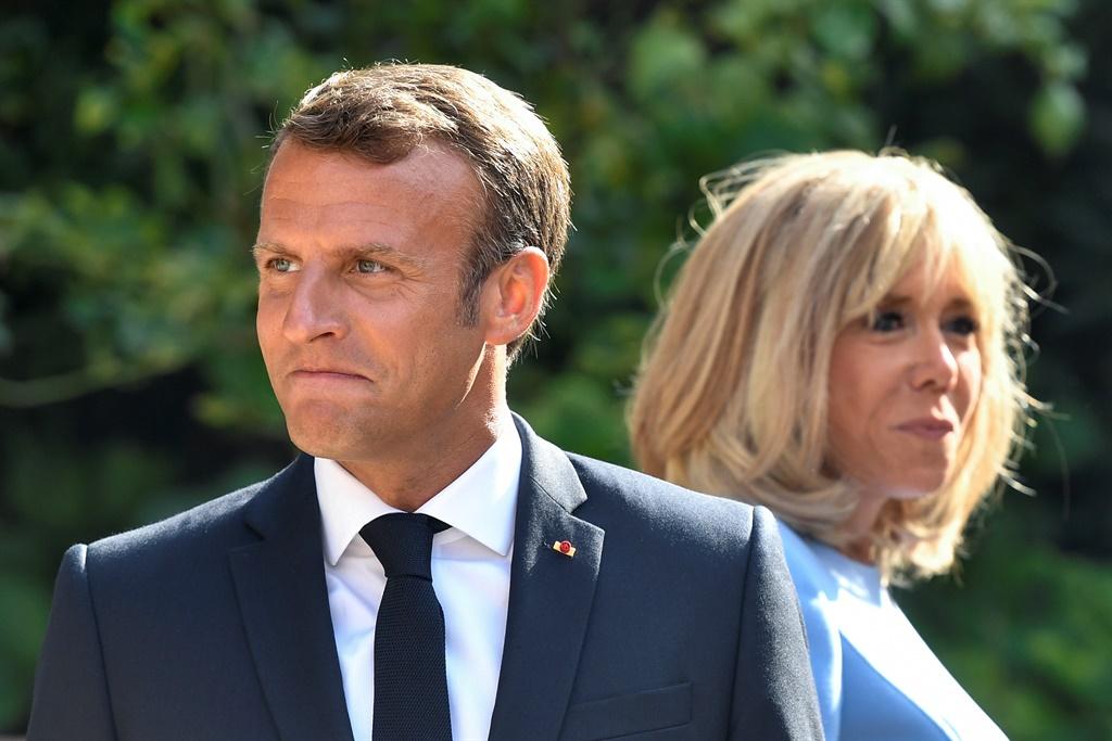 News24.com | Die Franse eerste dame is 'waarlik lelik', sê die Brasiliaanse minister