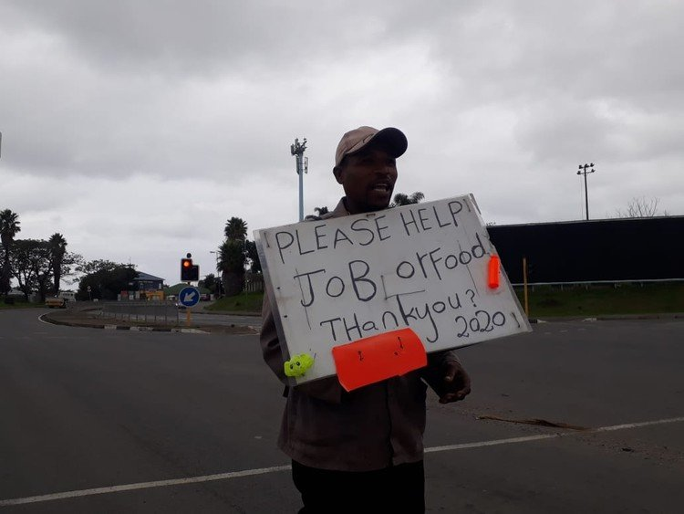 Lockdown: 'I decided to return to the robots because of hunger' - News24