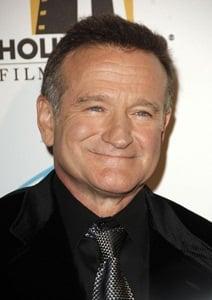 Robin Williams from Shutterstock