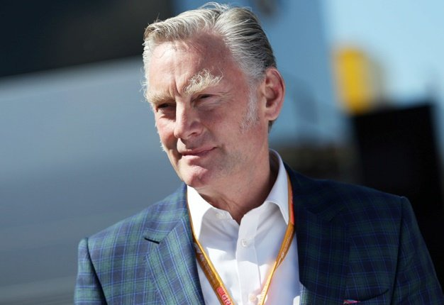 BREAKING: Sean Bratches steps down as F1's managing director - Wheels24