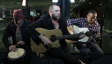 Watch Just Jinjer perform their new single in our studio