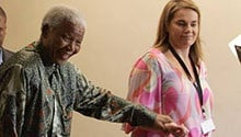 I still feel like I'm missing a limb - Zelda without Mandela