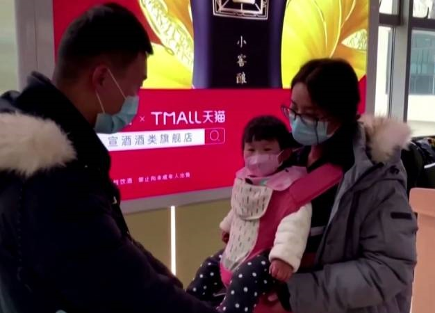 Coronavirus: Surgical masks selling out in New York's China Town - News24