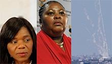 HEADLINES: Madonsela, Mapisa-Nqakula & Gaza