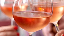 This Wednesday we taste a fruity pink wine