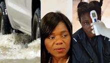 HEADLINES: Cold front hits SA, Madonsela & Ebola