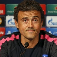 Luis Enrique (Supplied)