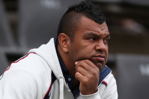 Kurtley Beale features in ANOTHER controversial video
