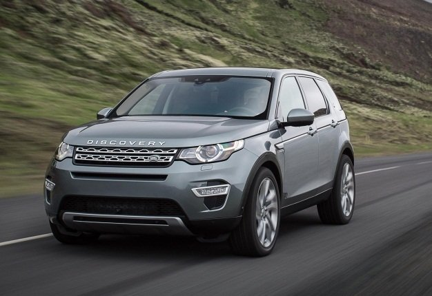 new 4x4 family for sa discovery sport revealed wheels24. Black Bedroom Furniture Sets. Home Design Ideas