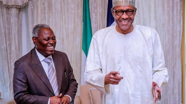 kumuyi and president buhari