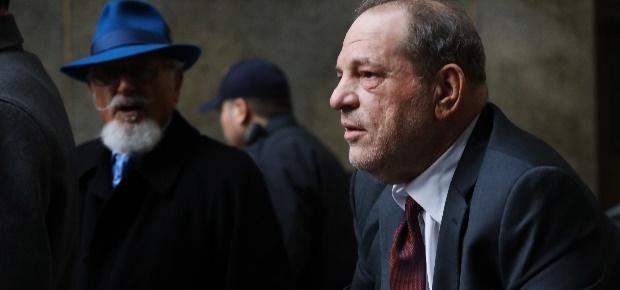 Harvey Weinstein. (Photo: Getty/Gallo Images)