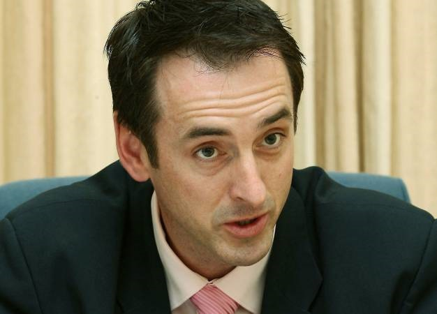 Mike Waters, Democratic Alliance member and Member of Parliament. (Sharief Jaffer, Gallo Images, Media24, file)