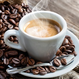 Coffee a rich source of fibre