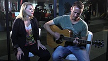 Watch Jason Hartman and Bronz perform their new single Lead Me On