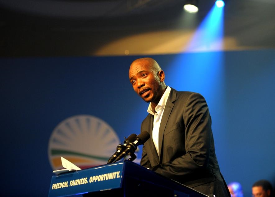 News24.com | OPINION: Could Maimane's resignation spark a health of democracy?