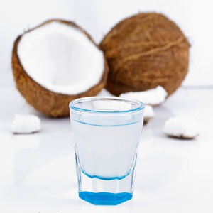 Coconut water, with its naturally sweet and nutty flavour is not only a delicious thirst quencher; but is packed with a variety of health benefits.