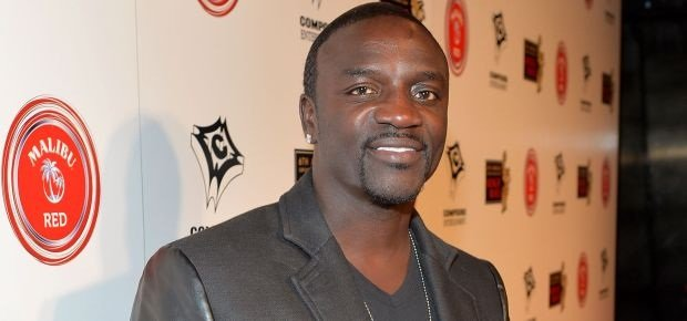 Akon attends the annual Midnight Grammy Brunch hosted by Ne-Yo and Malibu Red at Lure Nightclub in Hollywood. (Charley Gallay, AFP)
