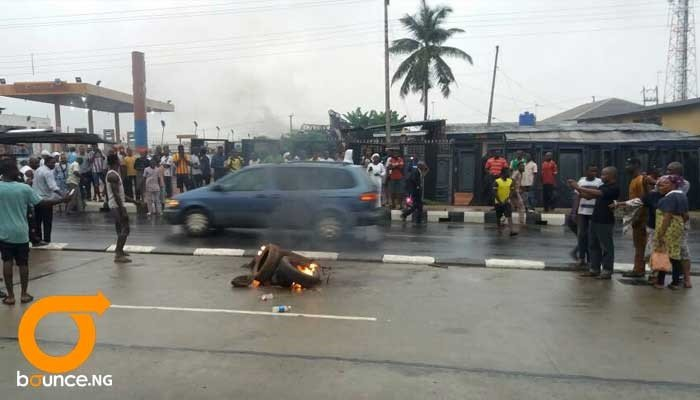 Suspected member of Badoo gang burnt to death by L