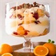 Chocolate and orange trifle