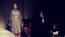 SA Fashion Week highlights: rope jewelry, monochrome & prints