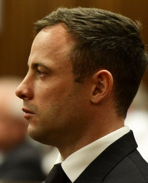 Oscar Pistorius (Herman Verwey/Media24/Pool)