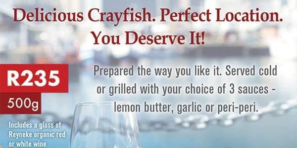 crayfish seafood fine dining oyo summer food