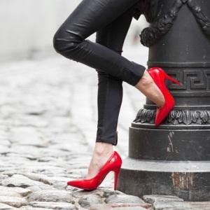 Sex worker from Shutterstock