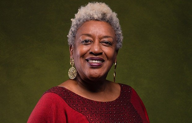 Actress CCH Pounder.