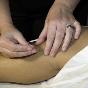 acupuncture used for knee pain from osteoarthritis