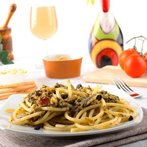 recipes, sardines, pasta