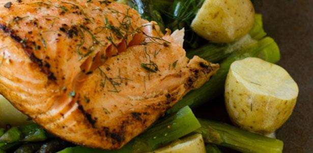 recipes, seafood, salad