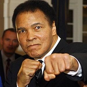 Muhammad Ali. (AFP)