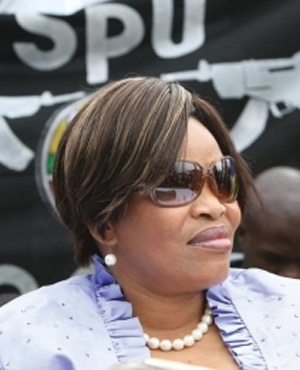 NFP leader Zanele kaMagwaza-Msibi (File: The Witness)