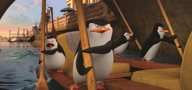 Penguins of Madagascar (Numetro)